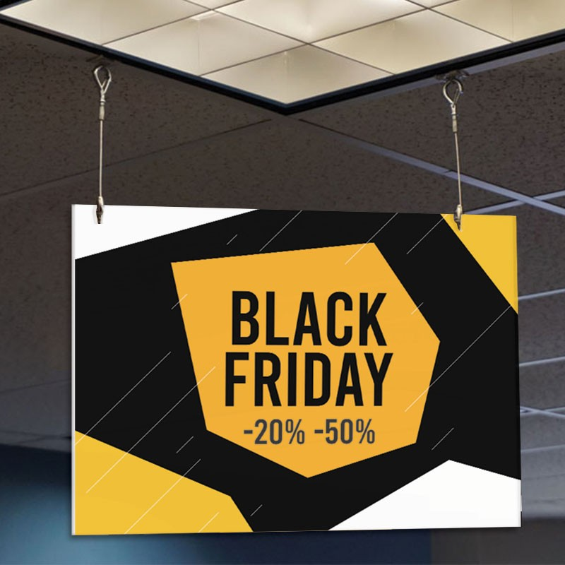 Black Friday -20% -50%